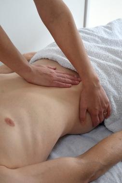 Osteopathie Viszeral